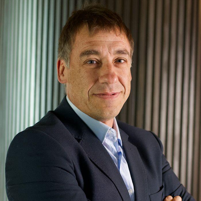 Francisco Hiriart - Gerente de Servicios